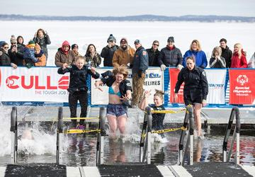 FOX47 IS PROUD TO SUPPORT THE MADISON POLAR PLUNGE
