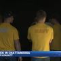 Sailors help Habitat for Humanity in Chattanooga as part of Navy Week