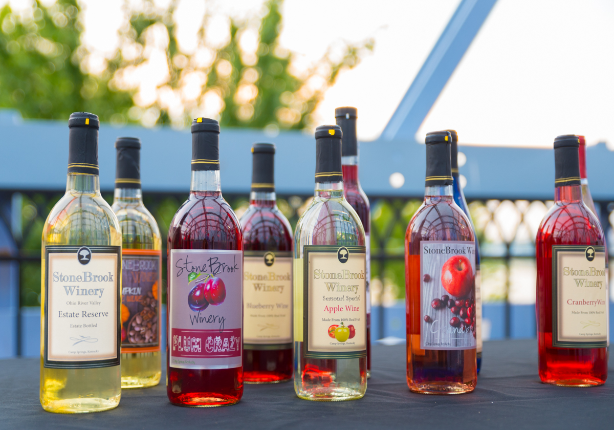 Wine Over Water was held on the Purple People Bridge on Saturday, August 25. Admission included six wine &amp; beer tasting tickets and six food tasting tickets. The event was a fundraiser benefitting the Brighton Center, a nonprofit that helps people reach self-sufficiency through support services, education, employment, and leadership. / Image: Sherry Lachelle Photography // Published: 8.26.18<p></p>
