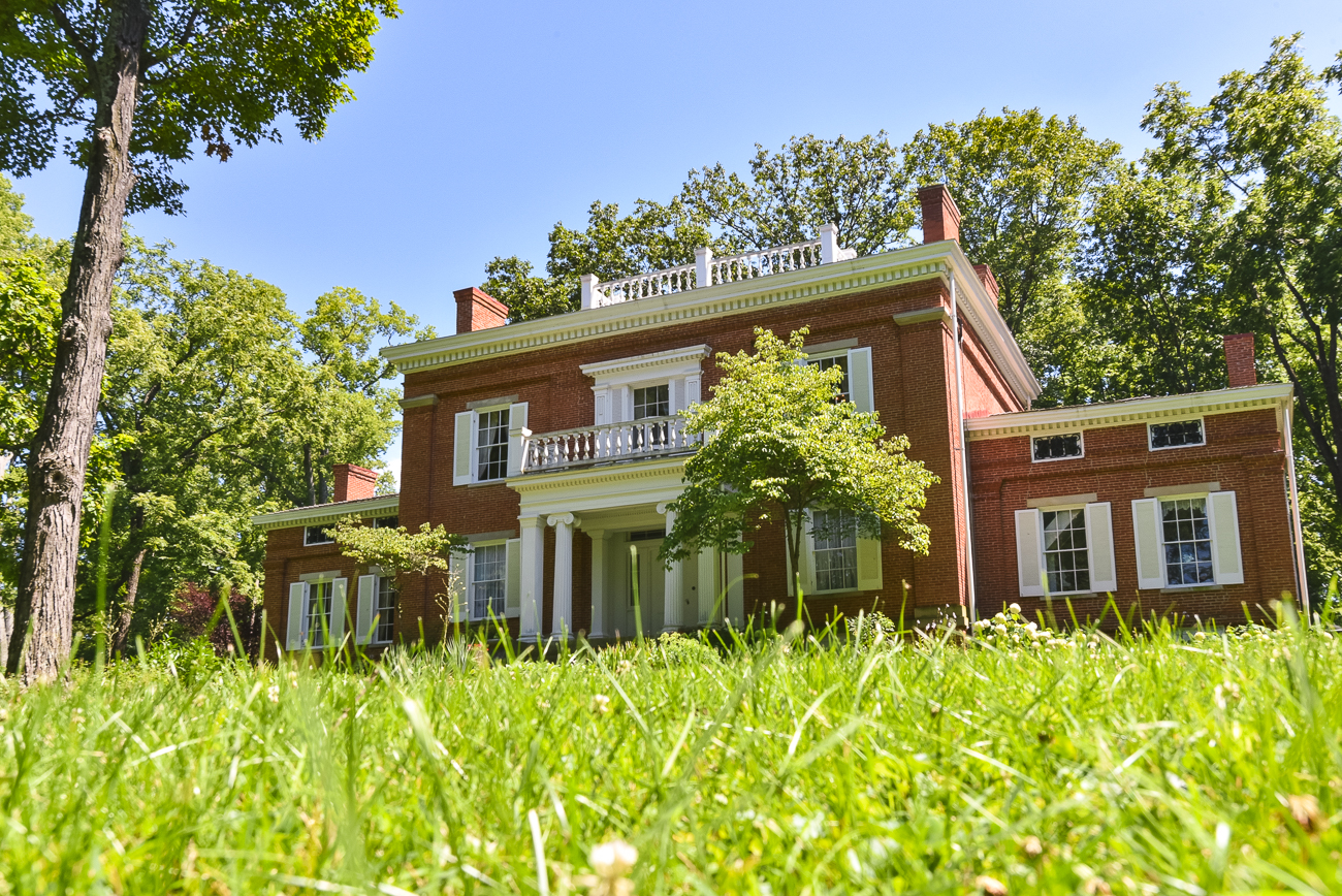 Lebanon's Glendower Mansion was built in the 1840s and named after a Welsh prince. It's a brilliantly-preserved example of Greek Revival architecture. Nearly a hundred years after it was built, the estate was transferred to the Warren County Historical Society and exists today as a  public mini-museum. Docent-led tours are available for an adult ticket price of $7. ADDRESS: 105 Cincinnati Avenue, Lebanon, Ohio 45036 / Image: Phil Armstrong, Cincinnati Refined // Published: 7.16.17