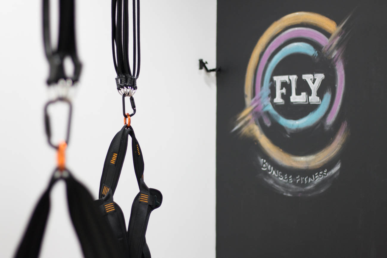 Fly Bungee Fitness is a dance-based, group cardio workout that takes the stretching resistance of bungee cords and applies it to a low-impact fitness class. Owner Jaclyn Kolianos opened the Oakley studio in March 2019, making it the first facility of its kind to come to Cincinnati. She's been in the dance industry for over 20 years and wanted to create a new kind of dance community where people can have fun and workout in an eccentric way. ADDRESS: 4820 Ridge Avenue (45209) / Image: Lacey Keith // Published: 7.17.19