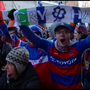 FCC fans brave cold temperatures to watch home opener