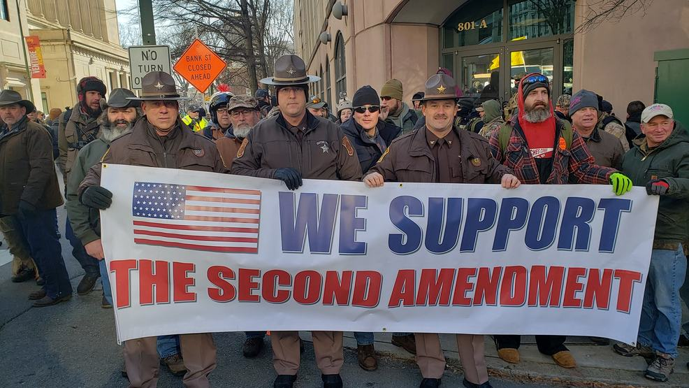 Va Governor Senate And House Leaders Praise Peaceful Yet Vocal Rally In Richmond Wset