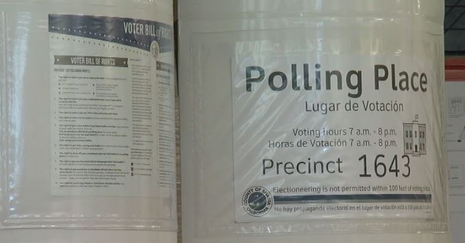 Poll watching is legal in Utah but must stay within rules (FILE Photo: SBG)<p></p>
