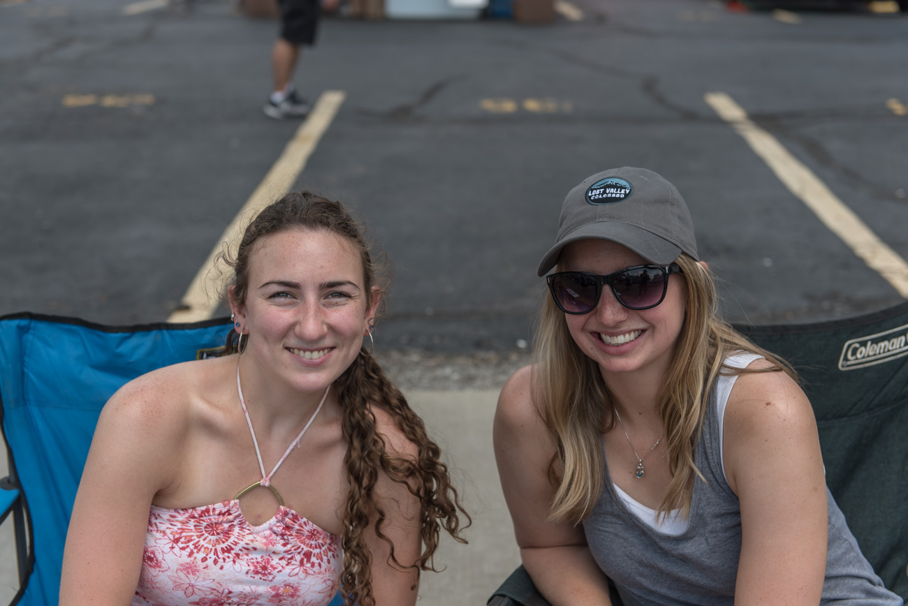 Jessica Volciak and Sarah Lengyel / Image: Mike Menke{&nbsp;}// Published: 7.28.19<p></p>