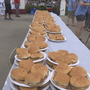 Canteen eating contest marks a huge success