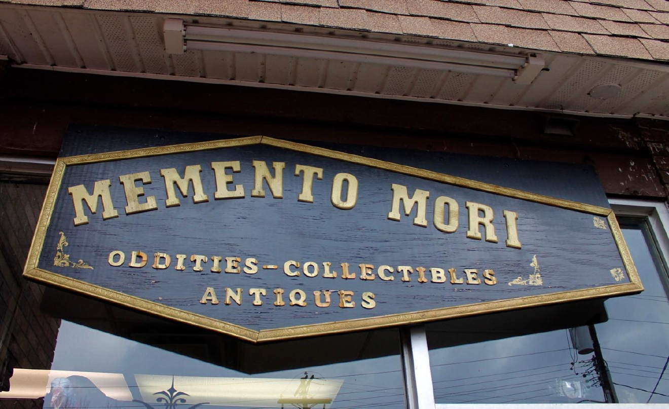 Located in Loveland, Memento Mori is a specialty shop which focuses on buying and selling odd n' collectible macabre items such as taxidermied animals and Victorian mourning wreaths. Everything in the store has some level of shock value to it, making it one of the most unique stores in the entire Cincinnati area. ADDRESS: 125 Loveland Madeira Rd, Loveland, OH 45140 / IMAGE: Rose Brewington // PUBLISHED: 12.19.16