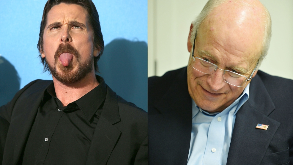 Christian Bale eyed for lead role in Dick Cheney biopic