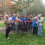 Coquille's 5th Street Park celebrates new outdoor equipment