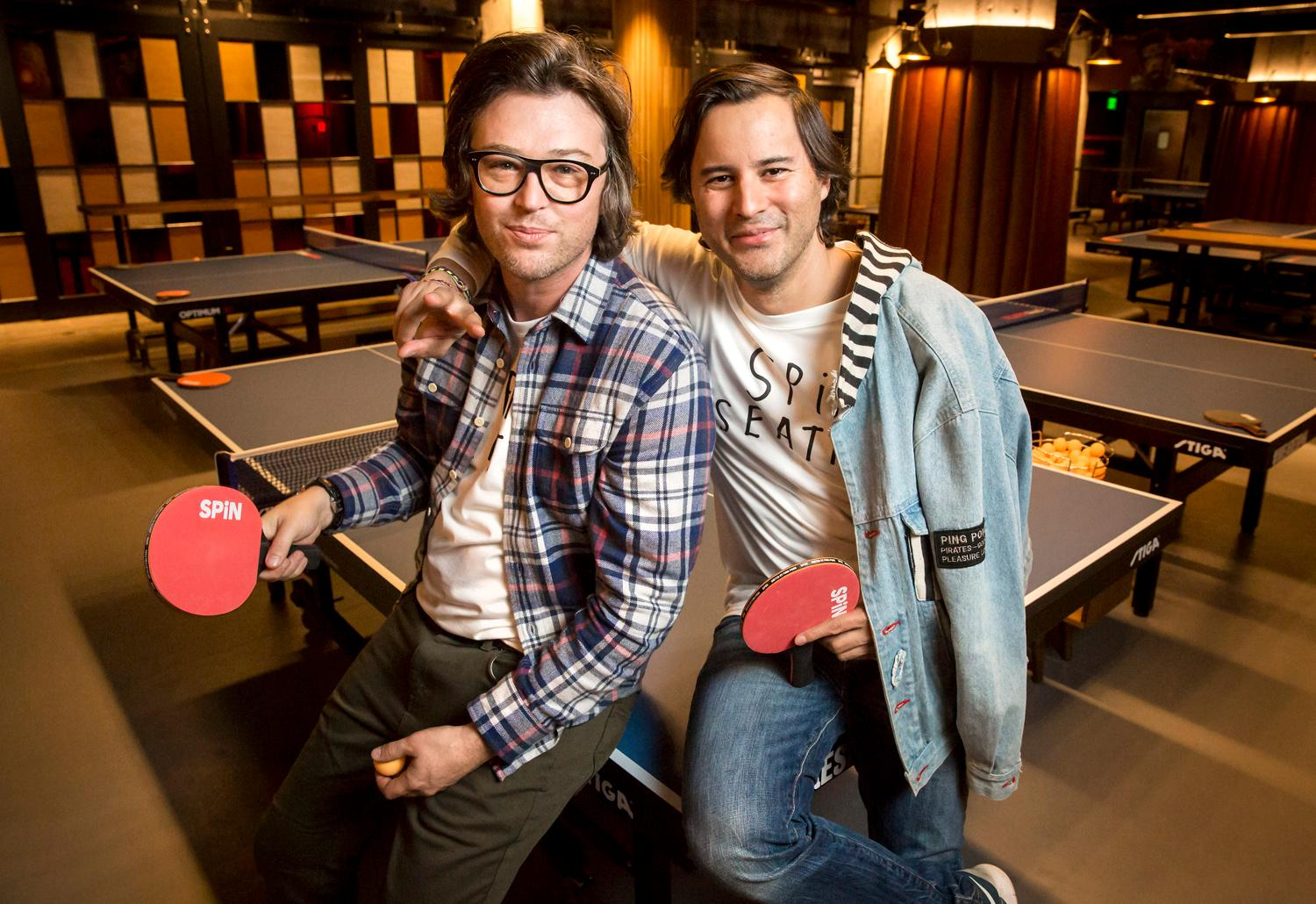 It's called SPiN Ping Pong, and it's fan-freaking-tastic. Originally from New York, the brand is known to inspire fans and newbies alike to join together in a love for ping pong. Opening Dec. 20, 2017 at 1511 6th Avenue in the Decatur Building, originally built in the 1920s, SPiN will occupy the entire lower level offering tournaments, monthly programming, private lessons, corporate parties and casual play. More info at wearespin.com. (Image: Sy Bean / Seattle Refined)