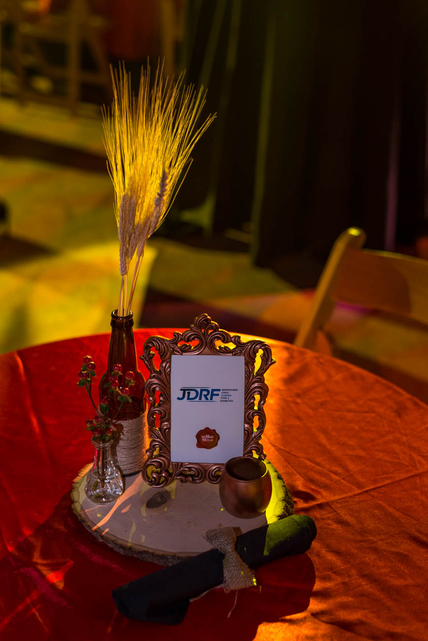 The JDRF Bourbon and BowTie Bash was held on Friday, November 10 at the Duke Energy Convention Center. The event benefitted diabetes research. / Image: Mike Menke // Published: 11.11.17
