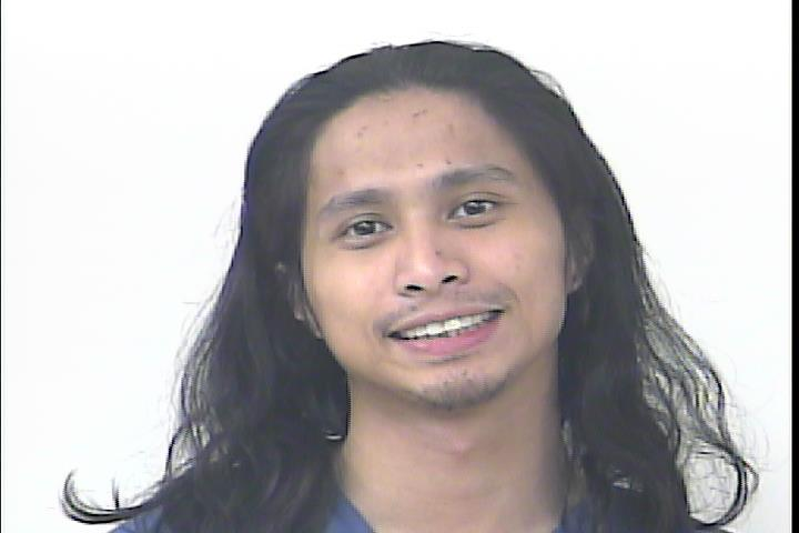 Roman Ipanag. Image Courtesy: St. Lucie County Sheriff's Office.