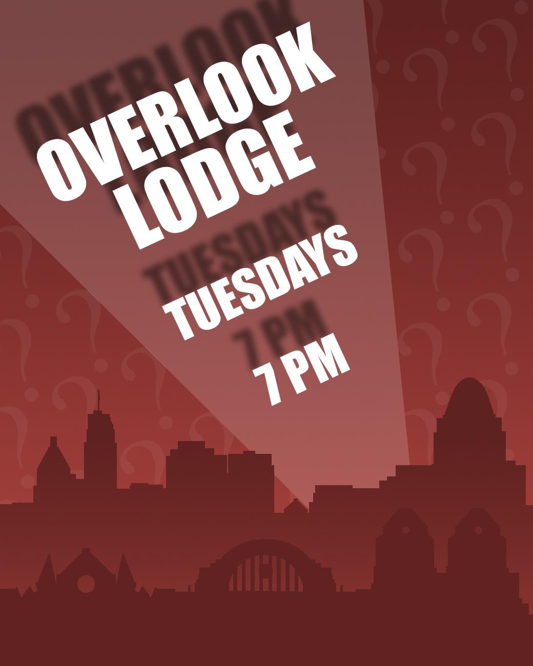 Overlook Lodge has trivia every Tuesday starting at 7 PM. ADDRESS: 6083 Montgomery Rd (45213) / Image: Phil Armstrong, Cincinnati Refined // Published: 8.30.17