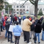 Crowd gathers for resistance rally in Kalamazoo