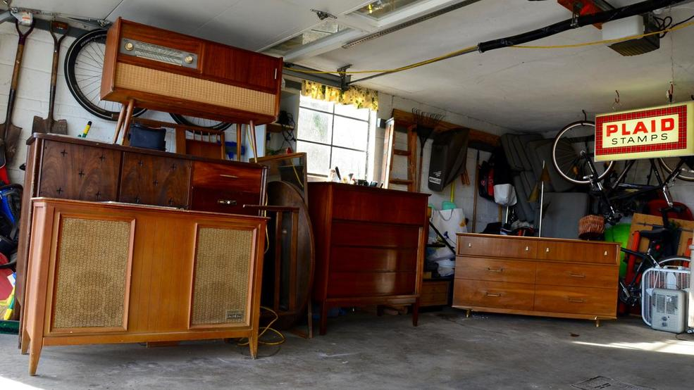 Meet The Cincinnati Man Who Is Saving Mid Century Modern Furniture From  Obsolescence .
