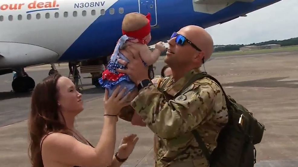 100+ Tennessee National Guard soldiers return home after 9