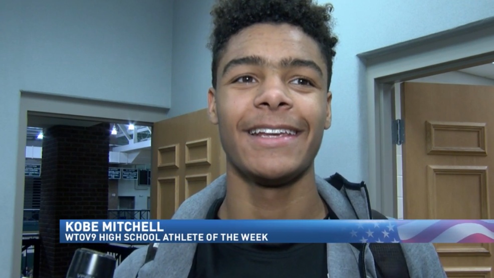 12.26.18 Athlete of the Week: Harrison Central's Kobe Mitchell