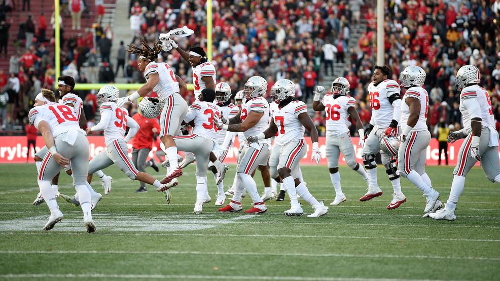 Maryland Comes Up Short In Wild Ot Loss To No 10 Ohio State Wjla