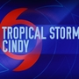UPDATE: Cindy downgraded to Tropical Depression