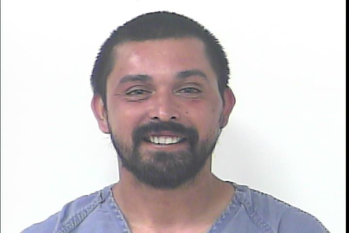 Genaro Garcia. Image Courtesy: St. Lucie County Sheriff's Office.
