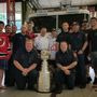 Stanley Cup visits fire department in Virginia