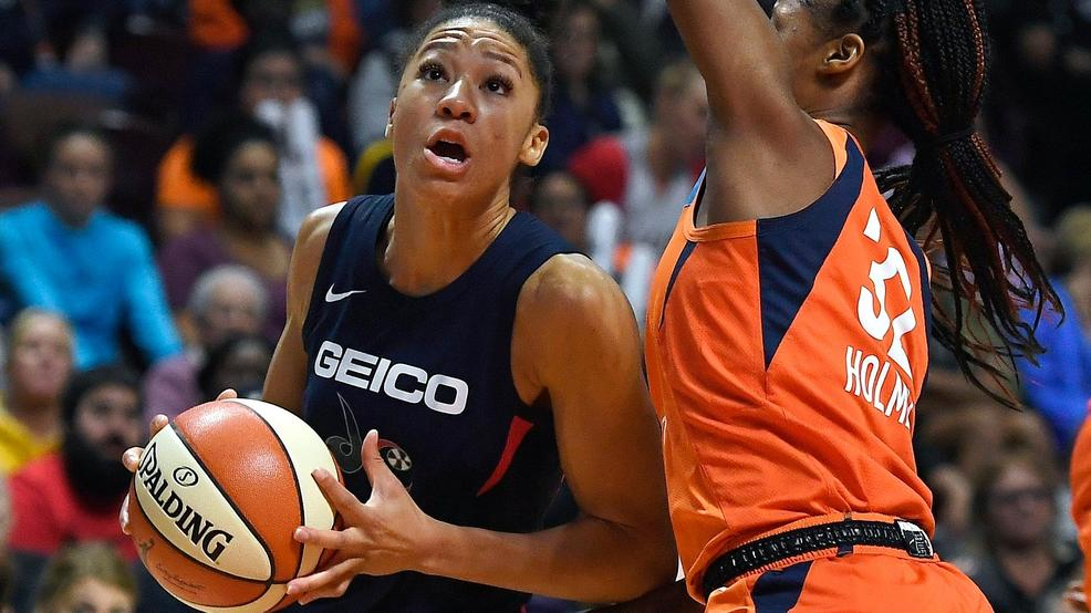 Washington Mystics defeat the Connecticut Sun in Game 5 of WNBA finals