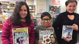 School libraries receive funds for more non-fiction books