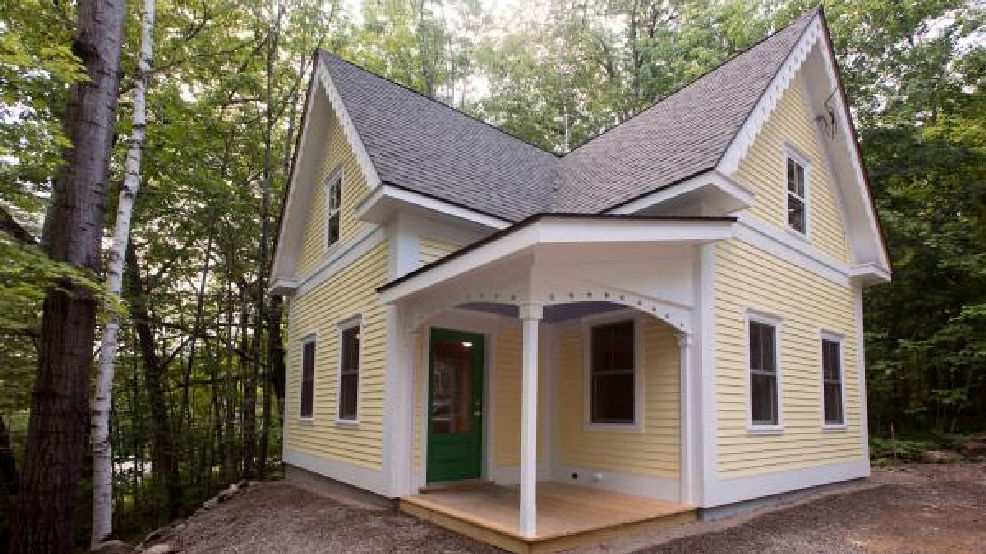 Small But Not Tiny Houses Right Size For Many WGME