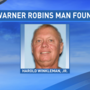 UPDATE: Missing Warner Robins man found
