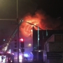 NEMO fire crews battle structure fire at Kirksville Arts Center