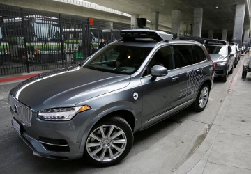 Senators try to speed up deployment of self-driving cars