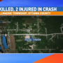 Driver killed, two others seriously injured in Ottawa County crash