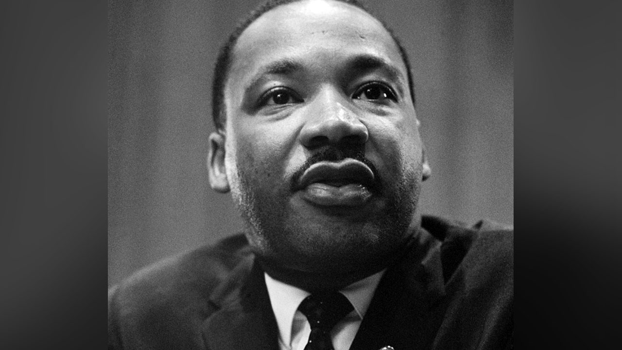 why i chose martin luther king