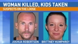 Sheriff: Search for two people from Fresno after mother killed, children kidnapped