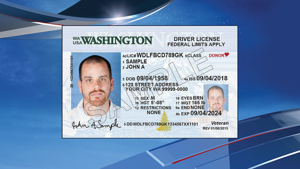 Hook up id license