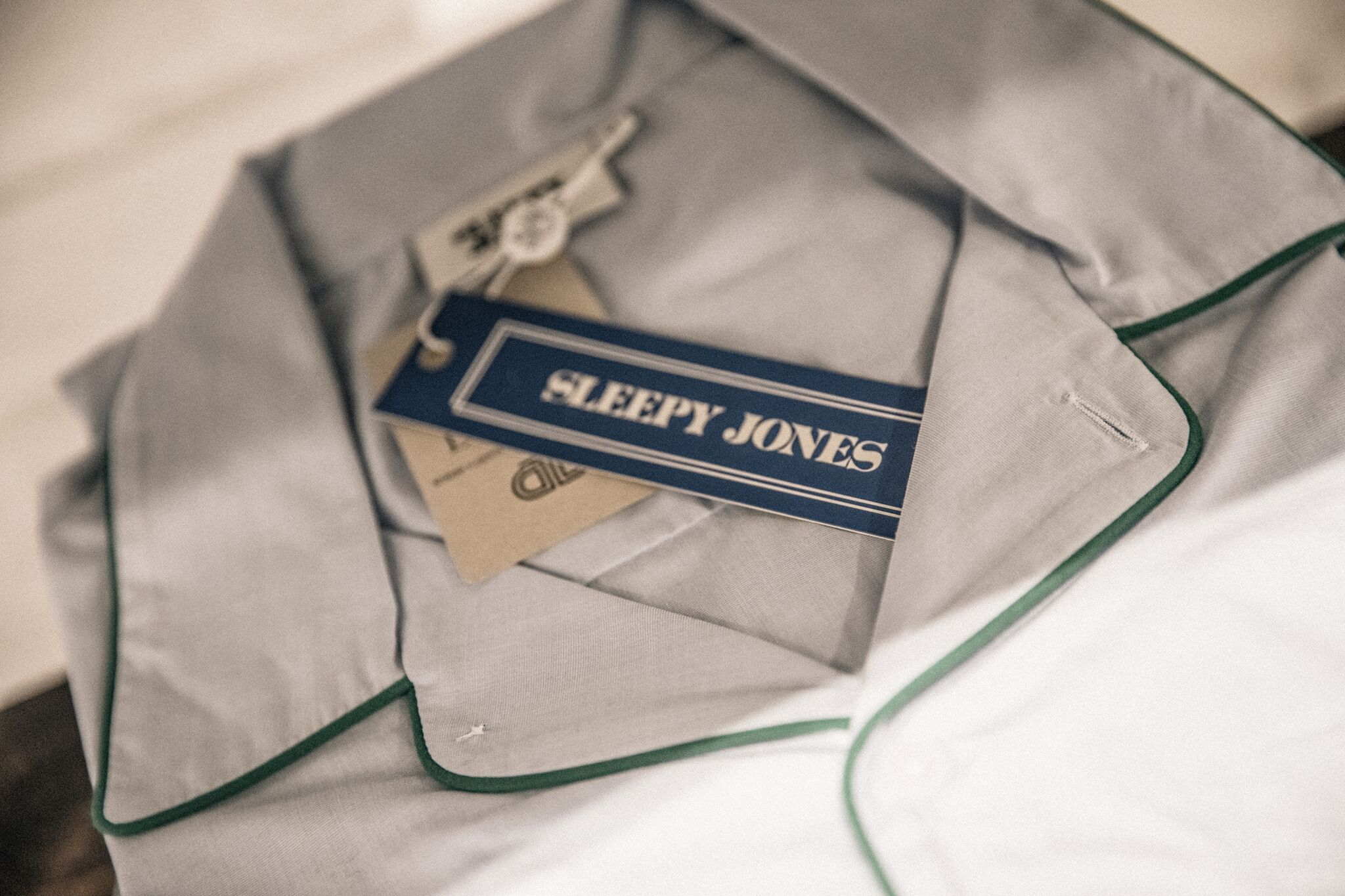 Sleepy Jones Pajamas from Trunk and Drawer // (Image: Trunk and Drawer)<p></p>