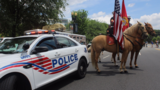 PHOTOS: Local police & fire departments assist with Memorial Day activities
