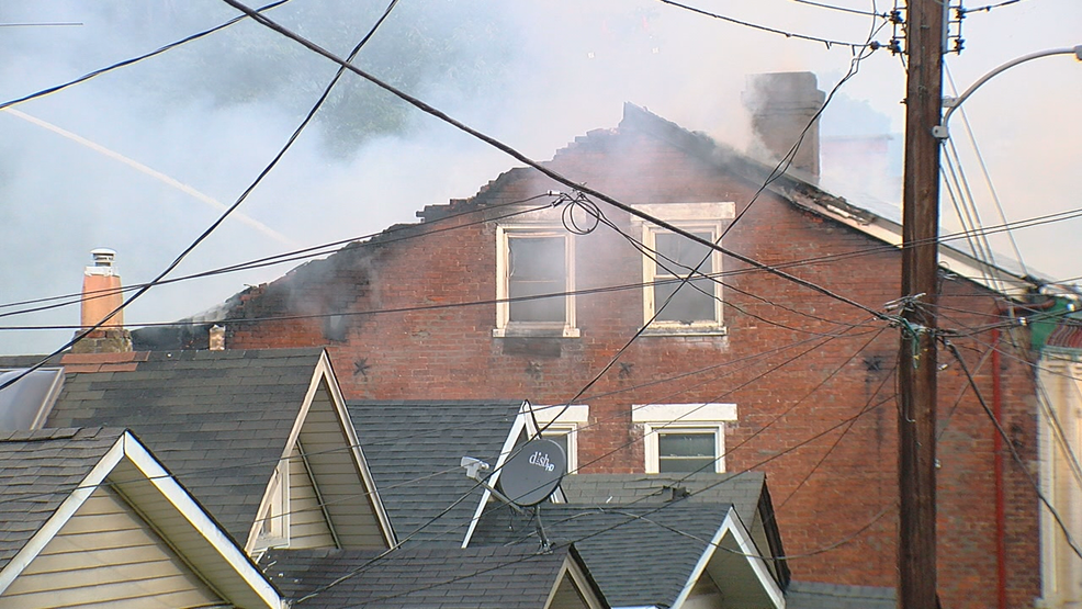 Firefighters battle Covington house fire | WKRC