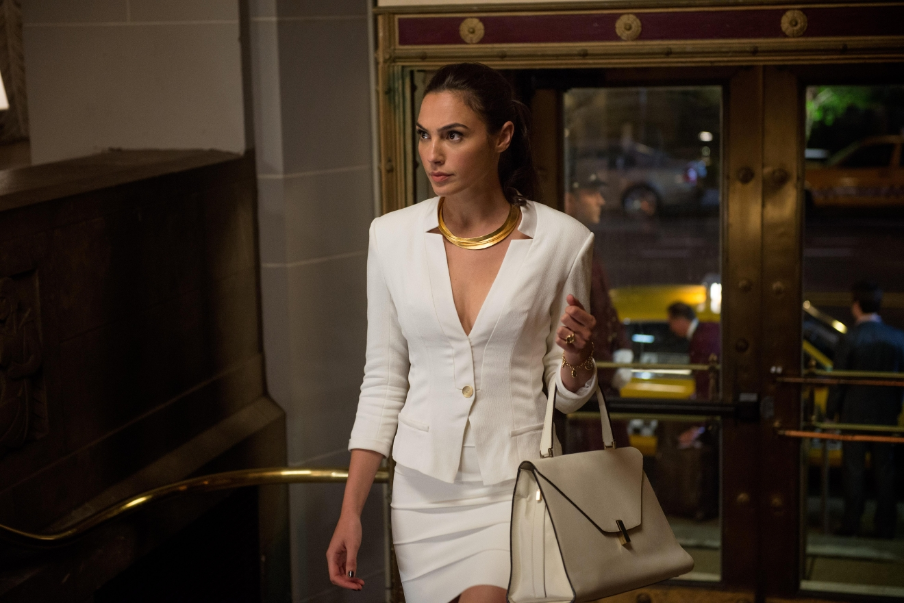"Caption: GAL GADOT as Diana Prince in Warner Bros. Pictures' action adventure ""BATMAN v SUPERMAN: DAWN OF JUSTICE,"" a Warner Bros. Pictures release.  Copyright: © 2016 WARNER BROS. ENTERTAINMENT INC., RATPAC-DUNE ENTERTAINMENT LLC AND RATPAC ENTERTAINMENT, LLC  Photo Credit: Clay Enos/ TM & © DC Comics"