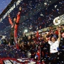 Kurt Busch wins Daytona 500 for his first victory in NASCAR's season-opener