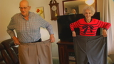 Couple in their 70s use buddy system to lose nearly 400 pounds together
