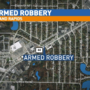 Masked suspect accused in armed robbery at Grand Rapids gas station