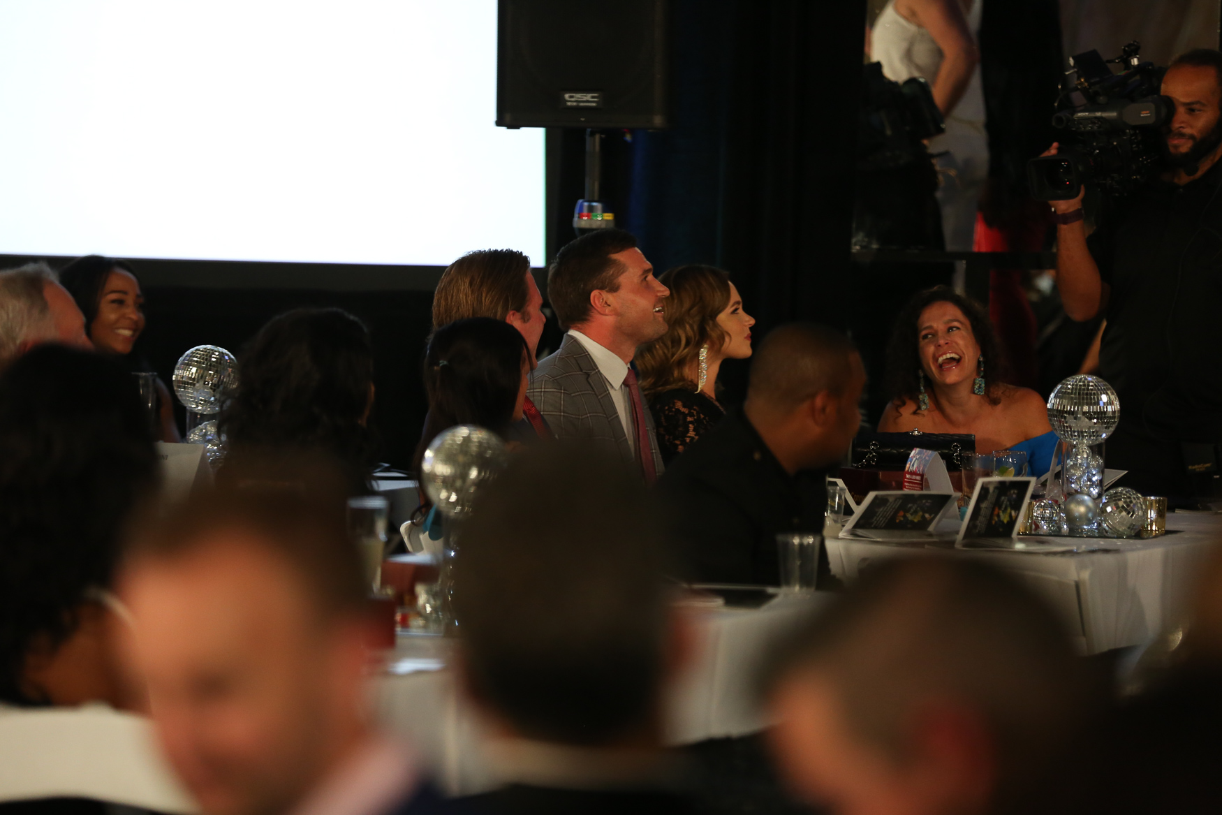 Ryan Zimmerman of the Washington Nationals didn't walk in the runway show, but he did contribute money to the cause.{ }(Amanda Andrade-Rhoades/DC Refined)