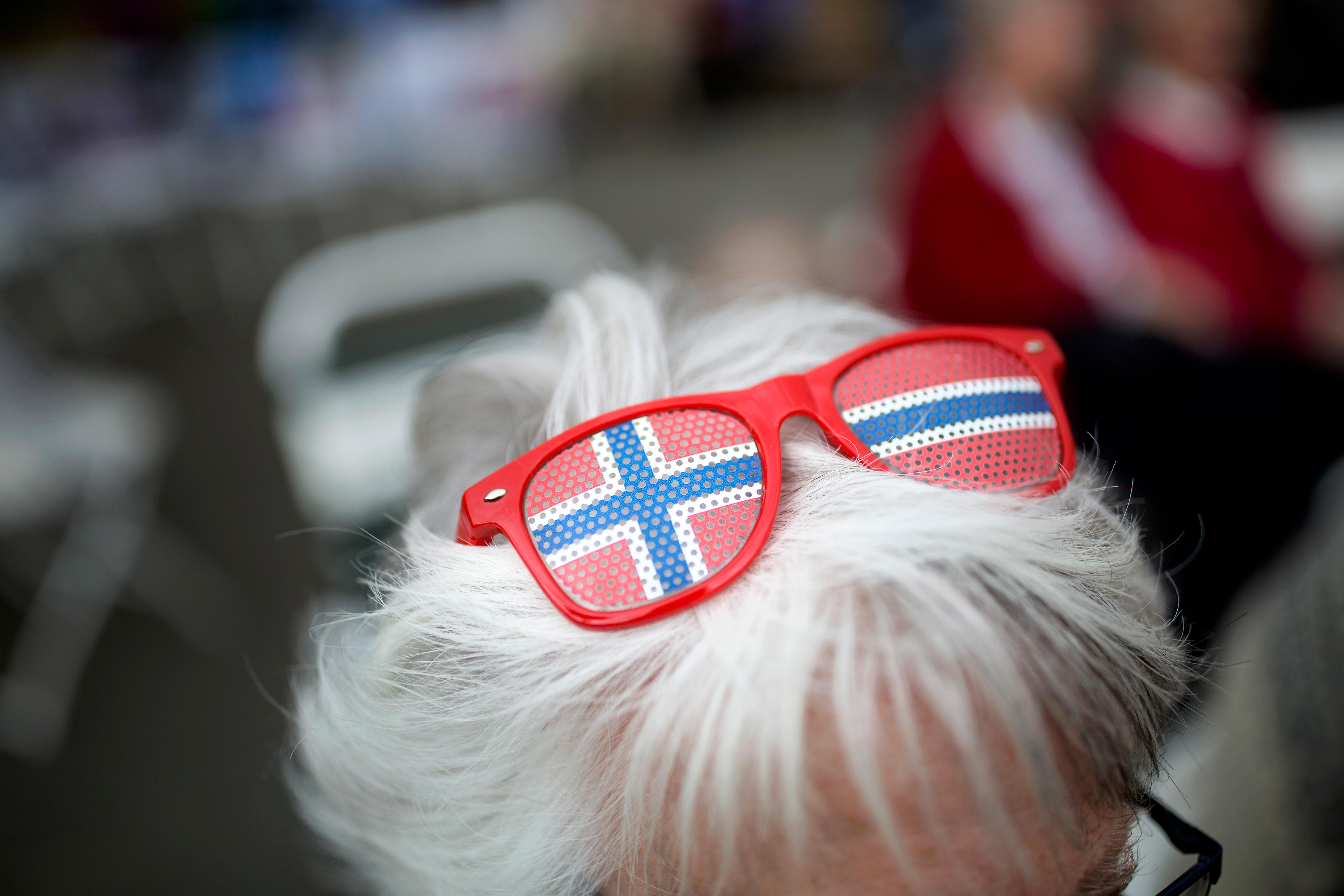 "The Ballard neighborhood celebrates the 17th of May, or in Norwegian, ""Syttende Mai,"" which is Norway's Constitution Day. (Sy Bean / Seattle Refined)"