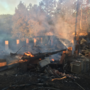 Overnight fire destroys iconic Arkansas restaurant