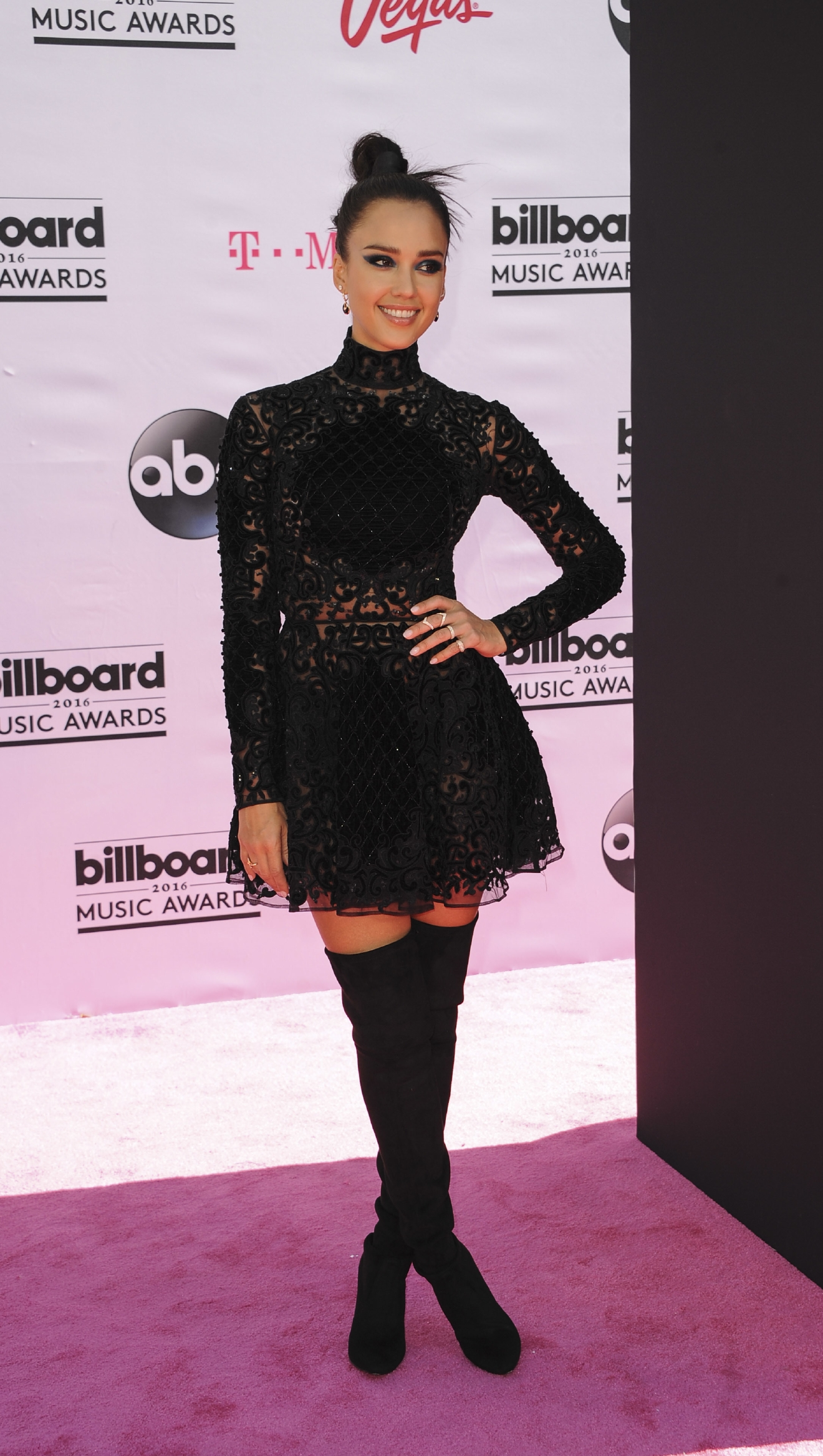 2016 Billboard Music Awards arrivals at the T-Mobile Arena Las Vegas                                    Featuring: Jessica Alba                  Where: Las Vegas, Nevada, United States                  When: 23 May 2016                  Credit: Apega/WENN.com