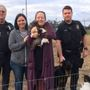 Owners, dogs reunited after stolen RV found