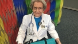 Warner Robins nurse celebrates 90th birthday