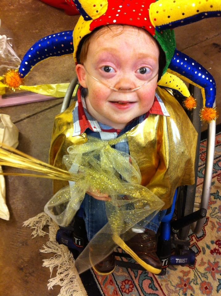 Brenden Baker was born in 2002 with Desbuquois syndrome and was one of only 32 people in the world to be diagnosed with it.<p></p>