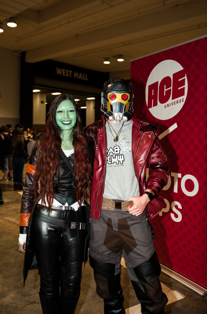 <p>Another weekend, another Comic Con! This time we have a relative newbie on the Seattle scene: Ace Comic Con. This is the second year Ace, {&nbsp;}the Voice of the Superhero Generation, is in town. All happening at WaMu Theater and Centurylink Field Event Center through Sunday June 30th, attendees can find A-list celebs like Josh brolin, Zoe Saldana, Chris Evans, Don Cheadle, Jeremy Renner and many more in attendance. That's not to mention the 50+ top comic writers, artists, curated exhibitors and vendors, and hours on hours of multi-staged panels. (Image: Elizabeth Crook / Seattle Refined){&nbsp;}</p>